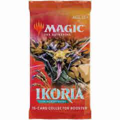 Ikoria: Lair of Behemoths Collector Booster Pack