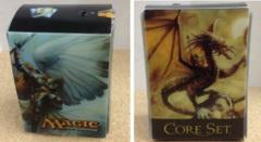 9th Edition Card Box - Serra Angel & Hypnotic Specter w/ Life Counter