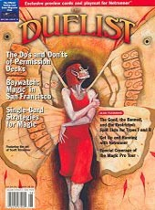 The Duelist Magazine #10 - May 1996