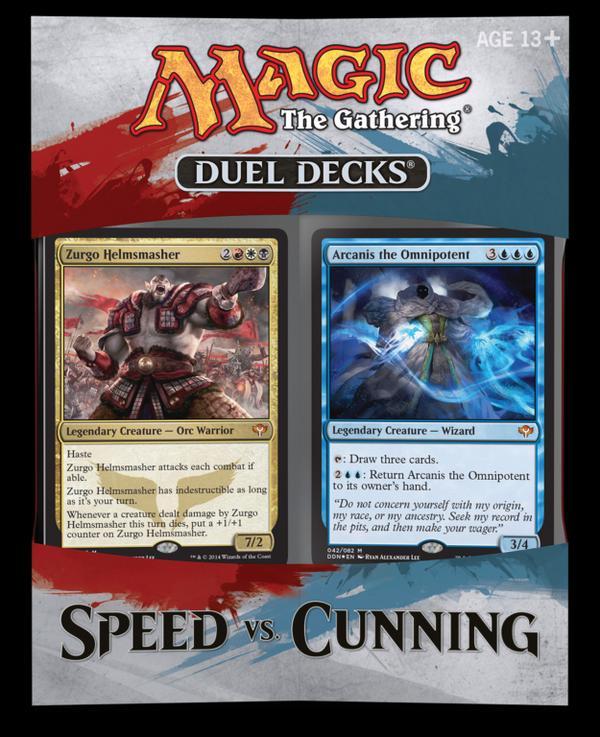 Duel Decks: Speed vs Cunning