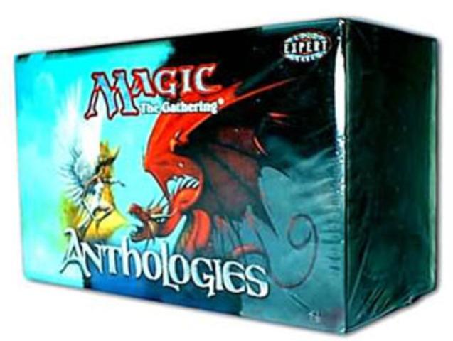 Anthologies Box Set