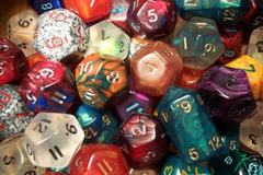 12 Sided Dice (D-12)