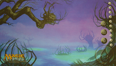 Shadowmoor Playmat - Island
