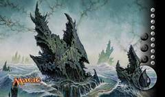 Shards of Alara Playmat - Island