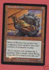 Beast of Burden - FOIL No Set Symbol