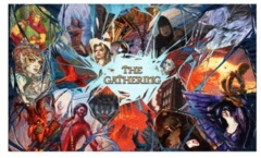 The Gathering 20th Anniversary Playmat - Ver A