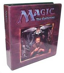 Official Magic: the Gathering Wizard 3-Ring Binder