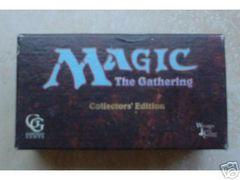 Collectors' Edition Card Box