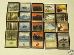 Portal Basic Land Set
