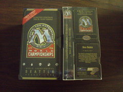 1998 Ben Rubin World Champ Deck w/VHS