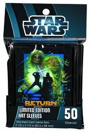 Star Wars Limited Ed. Sleeves - Return of the Jedi (50 ct.)