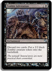 Zombie Infestation - Foil