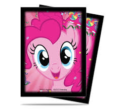 Ultra Pro Sleeves - MLP Pinkie Pie (50 ct)