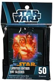 Star Wars Limited Ed. Sleeves - A New Hope (50 ct.)