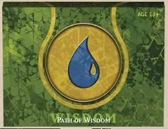 Theros Prerelease Kit - Path of Wisdom (Blue)