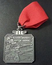 Star Wars X-Wing Miniatures: Summer 2014 Champion Medal