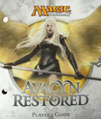 Player's Guide: Avacyn Restored