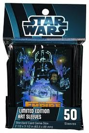 Star Wars Limited Ed. Sleeves - The Empire Strikes Back (50 ct.)
