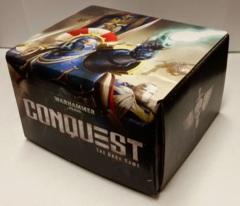 Warhammer 40K Conquest LCG Card Box - Winter 2014