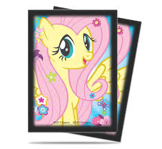 Ultra Pro Sleeves - MLP Fluttershy (50 ct)