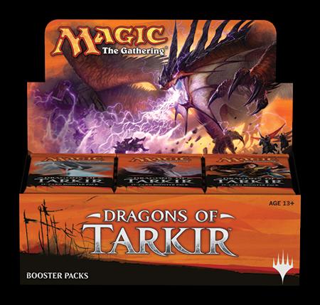 Dragons of Tarkir Booster Box