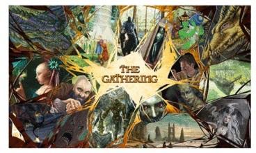 The Gathering 20th Anniv Playmat - Ver B