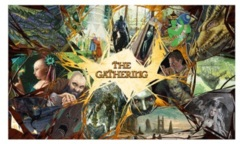 The Gathering 20th Anniversary Playmat - Ver B