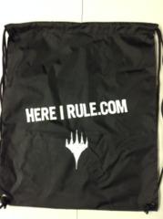 MTG Planeswalker Swag Bag - Here I Rule.com
