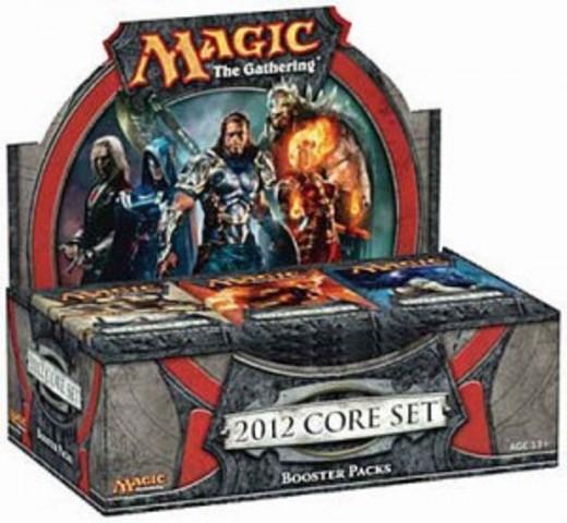 Magic 2012 (M12) Booster Box