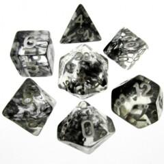 Black Nebula 7 Die Dice Set (C23)
