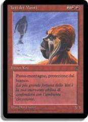 Mountain Yeti