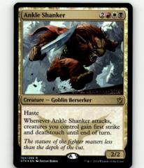 Ankle Shanker - KTK Prerelease