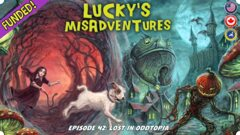 Lucky_s Misadventures - Episode 42: Lost in Oddtopia