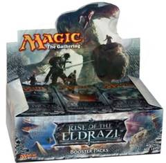 Rise of the Eldrazi Booster Box - Chinese