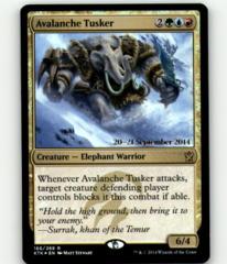 Avalanche Tusker - KTK Prerelease