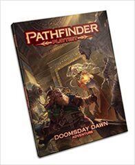 Pathfinder RPG: 2E Doomsday Dawn