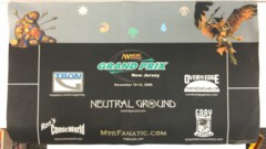 Grand Prix 2006 New Jersey Playmat