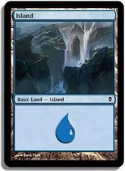 Island - Regular Art (235a)