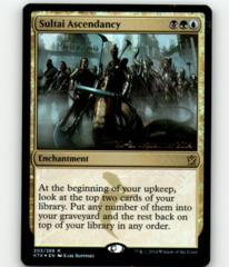 Sultai Ascendancy - KTK Prerelease