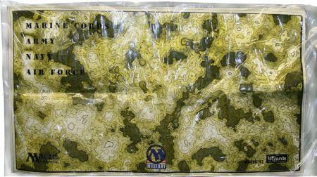 Promo Playmat - WotC 1997 Military League Playmat