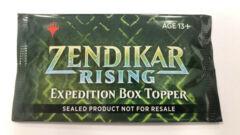Zendikar Rising Expedition Box Topper