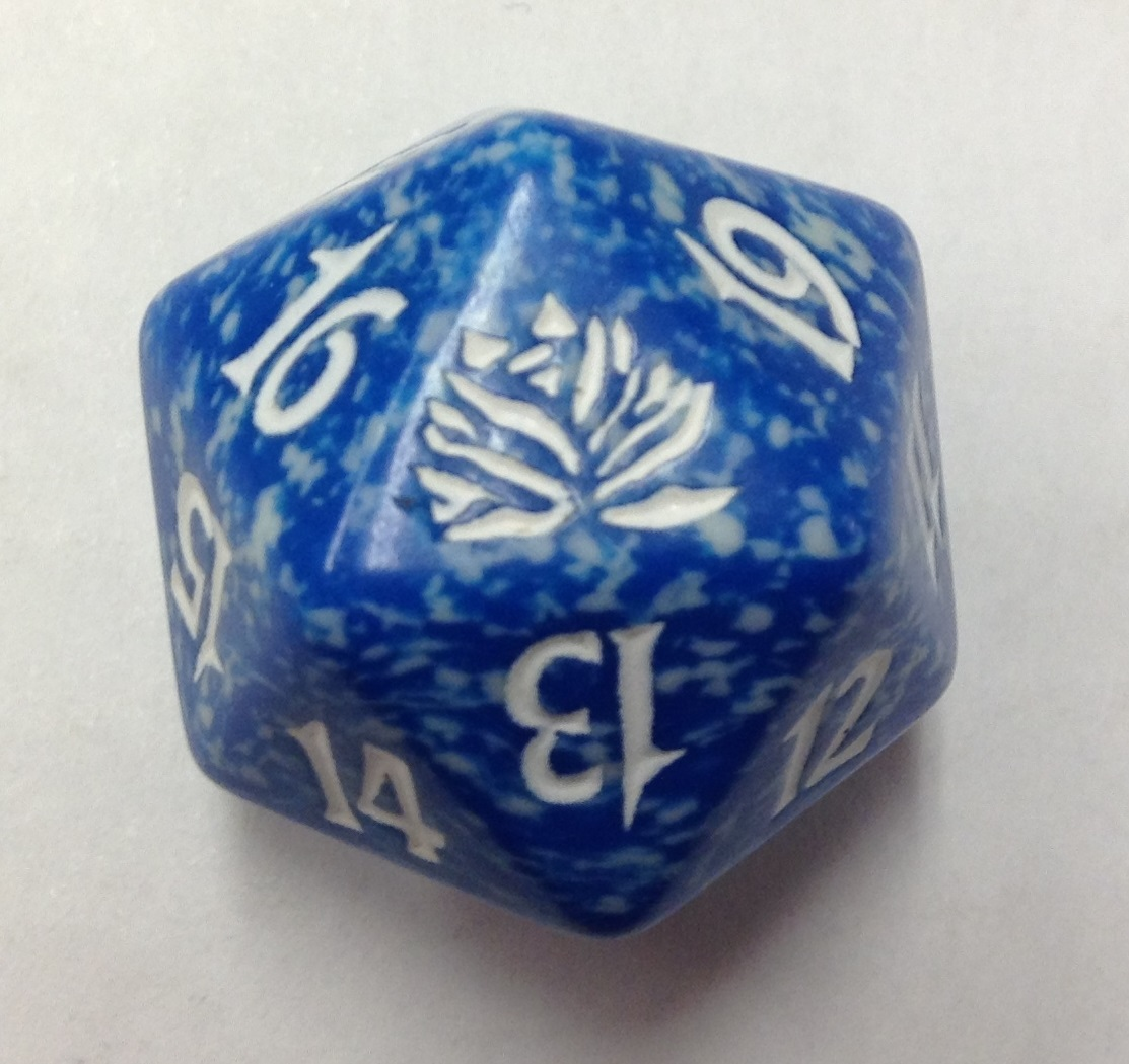 M14 2014 mtg Spindown Counter BLUE DICE