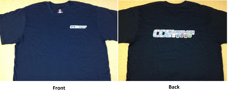 CCGHouse.com Logo Shirt (3XL)