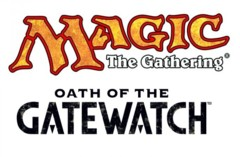 Oath of the Gatewatch - Common/Uncommon Set X4