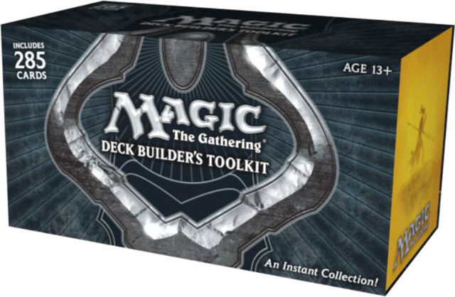 Deck Builders Toolkit - 2013