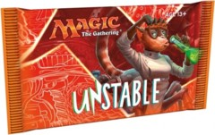 Unstable Booster Packs