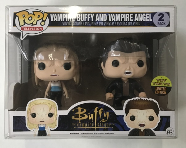 Chalice Funko POP 2-Pack Protector Box (0.35 mm) Clear Plastic Lot of 20