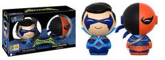 2017 SDCC Exclusive Dorbz: Classic Nightwing & Deathstroke 2-pack (1500 LE)