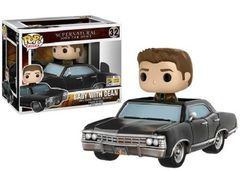 2017 SDCC Exclusive Funko Pop! Ride: Supernatural Baby with Dean