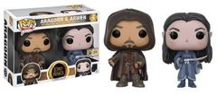 2017 SDCC Exclusive Funko Pop! Movies: Lord of the Rings Aragorn & Arwen